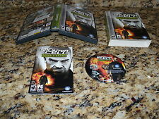 Splinter Cell Double Agent (PC, 2006) Game Windows With Box