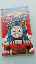 Thomas The Tank Engine Birthday Party Invites and Thank you Notes