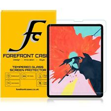 Apple iPad Pro 12.9 2018 Tempered Glass Screen Protector Guard HD Cover | 1 Pack