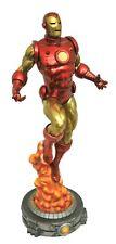 Marvel Gallery Classic Iron Man PVC Diorama