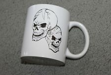 Skulls Design Coffee Mug / Halloween theme - NEW- Choice of 11 Designs MUST L@@K