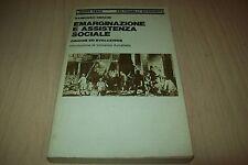 RAIMONDO CERAMI-EMARGINAZIONE E ASSISTENZA SOCIALE-NUOVI TESTI FELTRINELLI 1979
