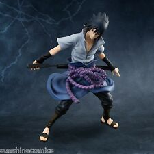MegaHouse Naruto Shippuden Uchiha Sasuke G.E.M. Figure Statue New Sealed