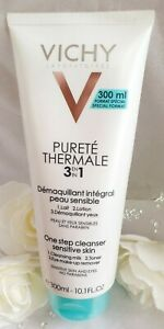 VICHY PURETE THERMALE ONE STEP CLEANSER SENSITIVE SKIN 300ML