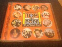 Various Artists : Top of the Pops 99 Vol.2 - 2 X CD Set