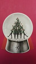 EXO GROUP Official Photocard Miracles in December Official Snow Ball Photo Card