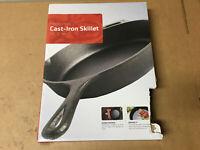 Pre Seasoned Cast Iron Skillet (12.5 inch) by Utopia Kitchen