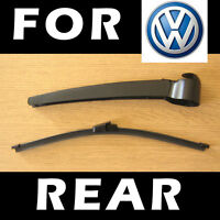 Rear Wiper Arm and Blade for VW Tiguan 2007-2011 33cm