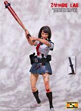Zombie Lab - E006 ZOE Bloody Kickstarter Exclusive - New Sealed in Box