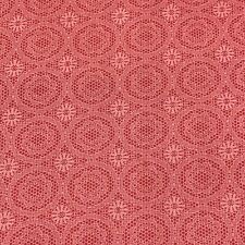 """Fabric 1 Yard 43"""" Wide Coral Floral Tone On Tone Sewing Cotton Quilting #3v70"""