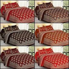 Jaipuri Print Bedding Bedsheet King Size Cotton Fabric Handmade Floral Printed