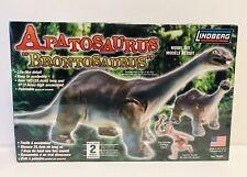 Lindberg Apatosaurus Brontosaurus Plastic Model Kit, New. 2012.