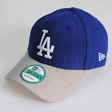 New Era LA Dodgers Heather équipe 9Forty Curve Pic Casquette Baseball