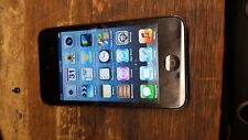 Apple iPod Touch 4th Gen. (A1367)-  Black-  8GB - Fully Functional  #093