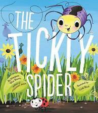 The Tickly Spider by Wise Brown, Margaret -Hcover