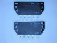 "STK7310  ""Original"" Sanyo  13P SIP IC  2  pcs"