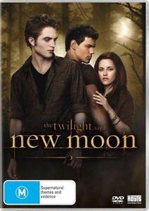 The Twilight Saga - New Moon : NEW DVD