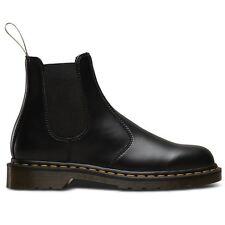 Dr.Martens Vegan 2976 Felix Rub Off Black Unisex Men Women Boots