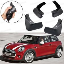 Car Mud Flaps Splash Guard Fender Garde-boue for Mini Cooper / Cooper S 2007-15