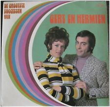 Gert En Hermien, De grootste Successen van, VG/VG+ LP (6347)