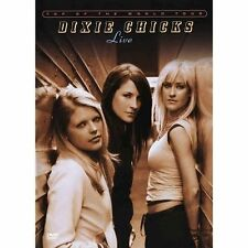 DIXIE CHICKS Top Of The World Tour Live DVD BRAND NEW PAL R4