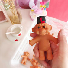 Portabe Rubber Doll Troll Style Lighter Shell Case Box 7cm Cover No Nighter