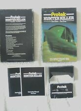36075 Hunter Killer Run Silent Run Deep - Sinclair Spectrum 48K (1983)
