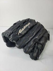 "Akadema Pro Soft Series ASR282 Softball Glove 14"" RHT Black"