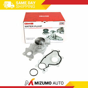 GMB Water Pump 4-Bolt Flange Fit 11-20 Ford Expediton F-150 Lobo Lincoln 3.5L