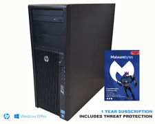 HP Z220 PC w/QUADRO K2000 PLUS 1YR Malwarebytes (8GB / 500GB / i5 / WIN10 PRO)