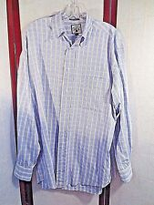 FACONNABLE MENS LARGE L CASUAL DRESS SHIRT  STYLISH *GREAT*
