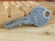 Elzett Roto Lock Locksport Collector Key