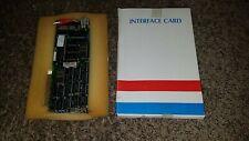 VINTAGE APPLE II 80C AUTO SWITCH INTERFACE CARD IN BOX GUARANTEE **
