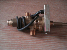 Manual Gas Control Valve c/w Piezo & Ignition Lead,Verine,T/P, Trident Gas Fires