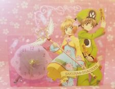 New Cardcaptor Sakura Clear Card Arc - Sakura & Shaoran Acrylic Clock Vol. 2