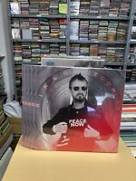 Ringo Starr LP Zoom IN Black Vinyl Versiegelt 2021