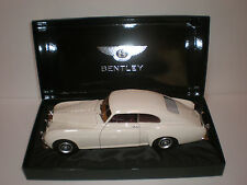 1/18 1954 Bentley R Type Continental Cream /  Minichamps