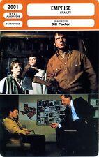 Fiche Cinéma. Movie Card. Emprise/Frailty (USA/Allemagne) 2001 Bill Paxton