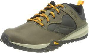 Merrell Men's Havoc Wells Walking Shoe, Olive, 11 D(M) US