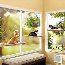 Strong Durable Sunny Professiona Window Mounted Cat Bed Window Kitty Perch