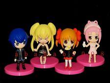 Takara Tomy Shugo Chara figure gashapon (set of 4 figures) b