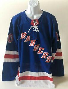 Artemi Panarin # 10 New York Rangers NHL Hockey Jersey Size Extra Large - XL