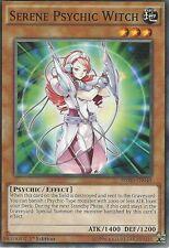 YU-GI-OH CARD: SERENE PSYCHIC WITCH - HSRD-EN049 - 1st EDITION