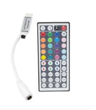 44 Key IR Remote Controller AC/DC 12V For LED RGB 3528/5050 Light Strip