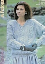 Buy Sweaters Clothes Vintage Crocheting   Knitting Patterns  9f7982aad