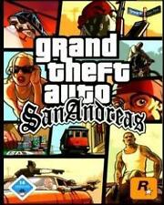 GRAND THEFT AUTO GTA SAN ANDREAS * DEUTSCH Neuwertig