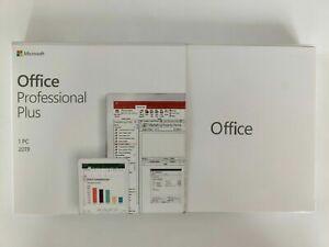 New Microsoft Office 2019 Professional Plus Windows 10