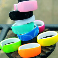 touch Moda PLASTICA sport orologio digitale LED polso impermeabile nc