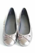 Marks and Spencer Women's Composition Leather Flats