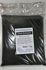 Anthrazit  Oxidschwarz Pigment 1 kg  Nr. 540Pulverfarbe
